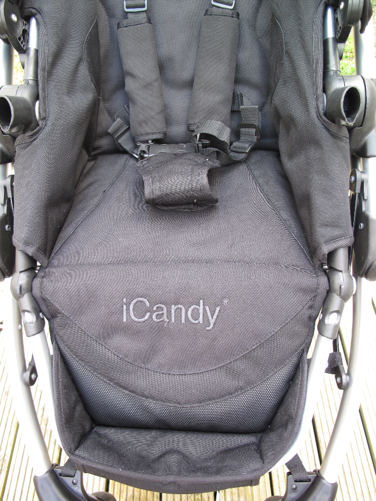 iCandy Cherry After (safe mould treatment & steam clean)