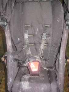 Phil&Teds Explorer Seat Before