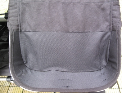 Bugaboo Donkey after mould treatment and steam clean